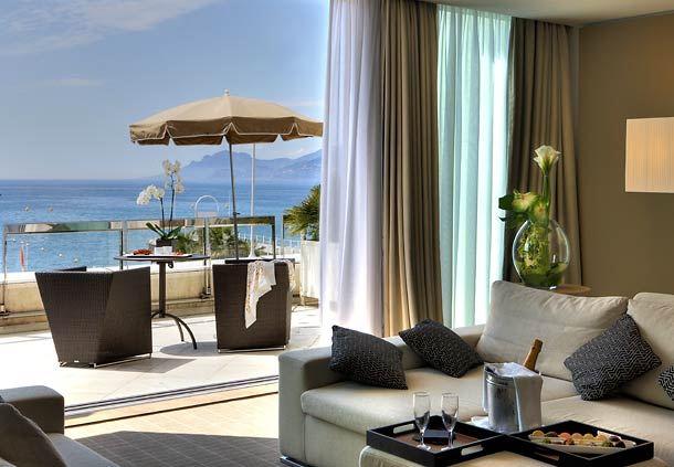 Ambassador Suite Sea View Terrace