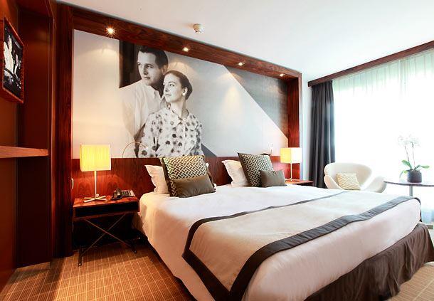Guest Room - Sleeping Area