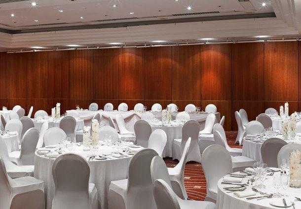 European Suite - Wedding Setup
