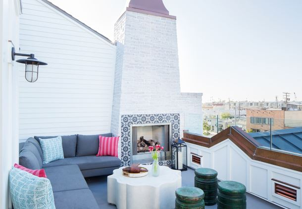 Bay Cottage - Rooftop Patio
