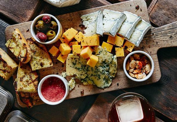 Vista.Kitchen.Bar - Cheese Plate
