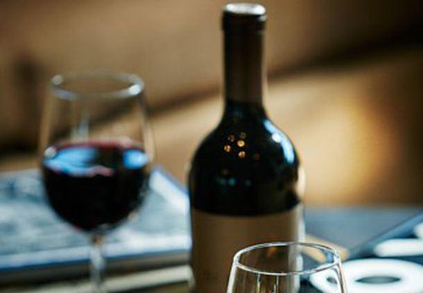 Vista. Kitchen. Bar - Wines