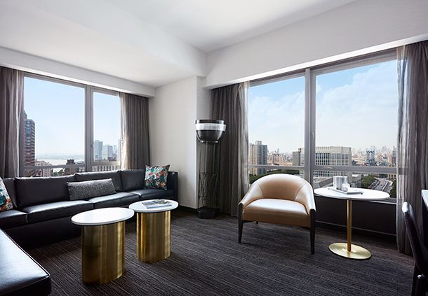 Water View Suite