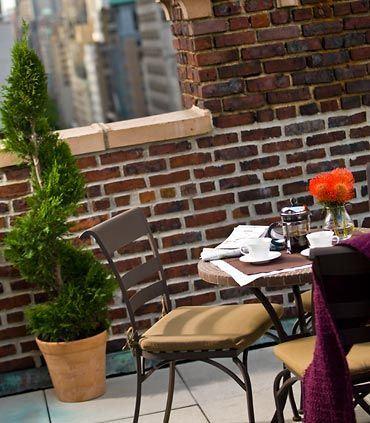 Sky Loft Suite Terrace