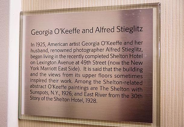 Georgia O'Keeffe History