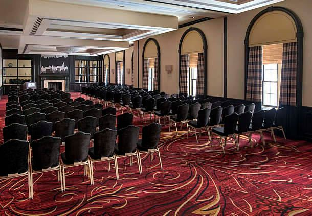 Morgan Ballroom - Theater Setup