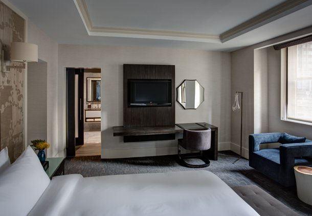 Terrace suite - Bedroom