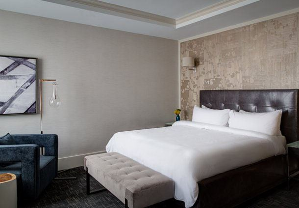 Terrace Suite - Sleeping Area