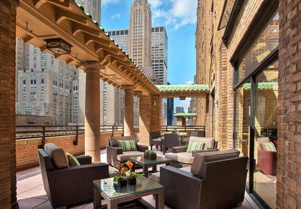 Terrace Suite - Outdoor Terrace