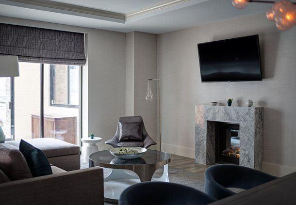 Terrace Suite - Living Area