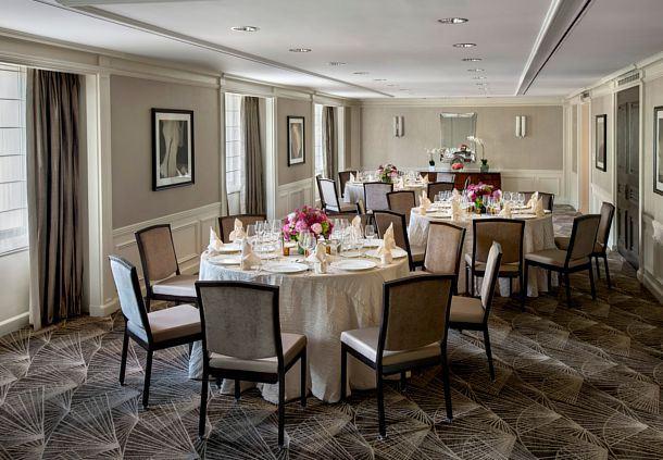 Central Park Room - Banquet Setup