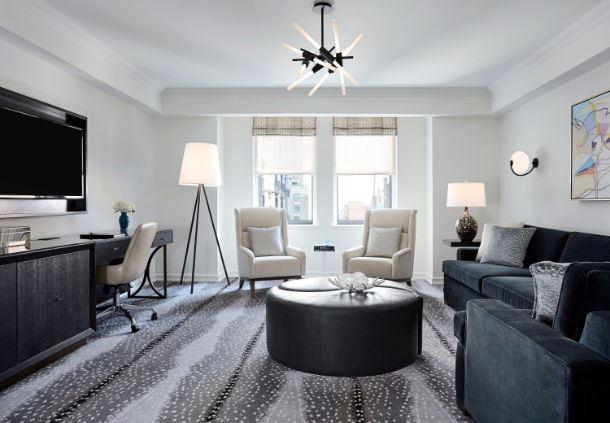 Manhattan Suite - Living Area