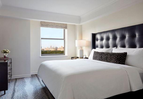Central Park Suite - Bedroom