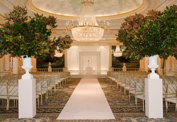 Grand Salon - Ceremony