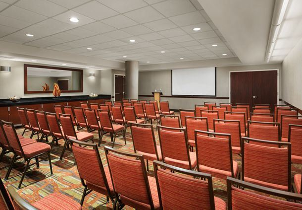 Meeting Room - Theater Setup
