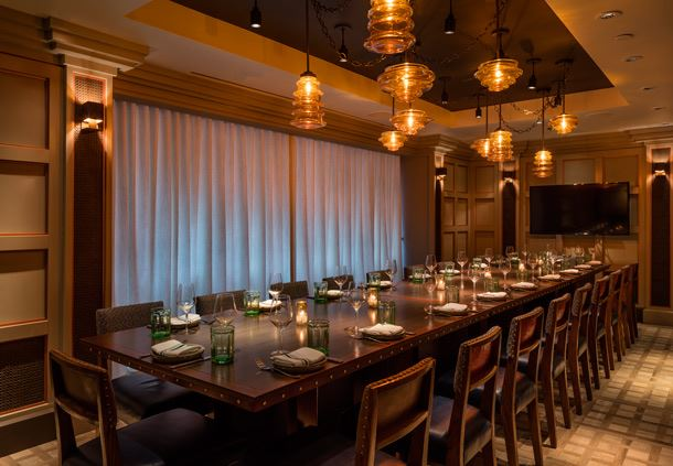 Legasea Private Dining