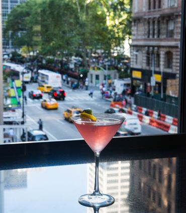 39th Street Twisted Pink Cosmo
