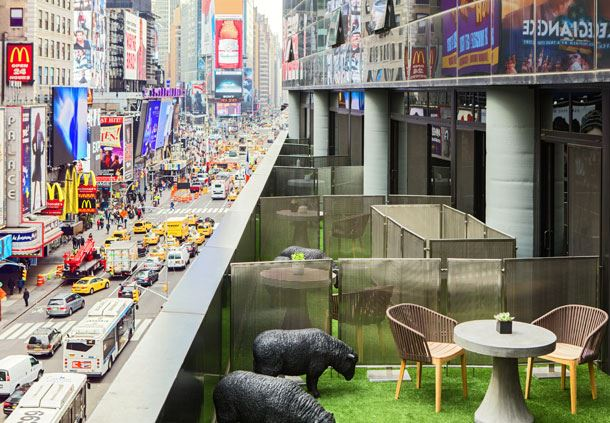 Times Square Terrace