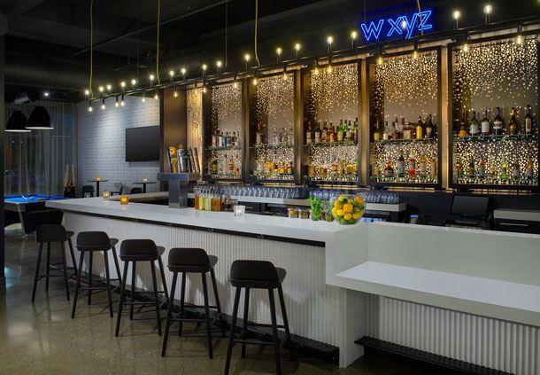 W XYZ® Lounge