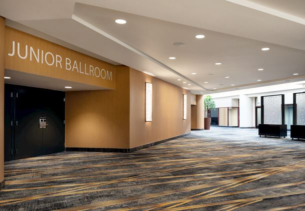 Junior Ballroom Foyer