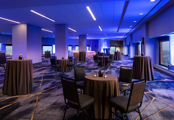 Skyline Meeting Space - Social Event