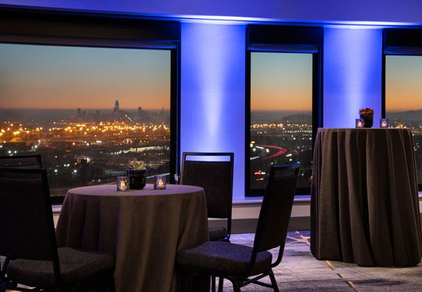 Skyline Meeting Space - City Views