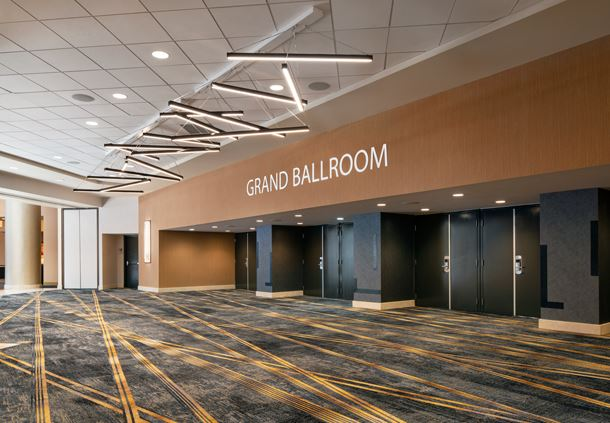 Grand Ballroom - Pre-Function Space