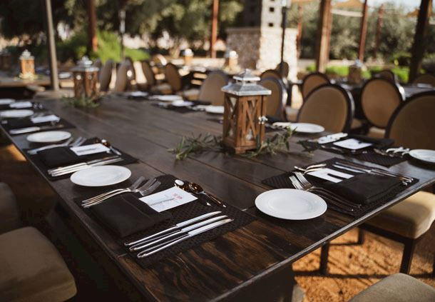Farm to Table Dining
