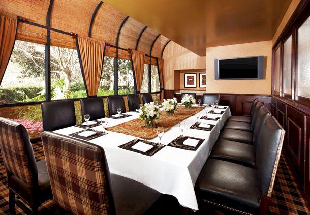 McKinley's Grill - Garden Room