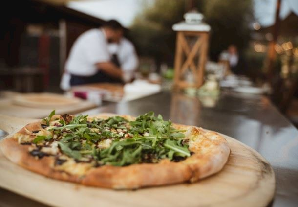 Farm to Table Dining - Pizza