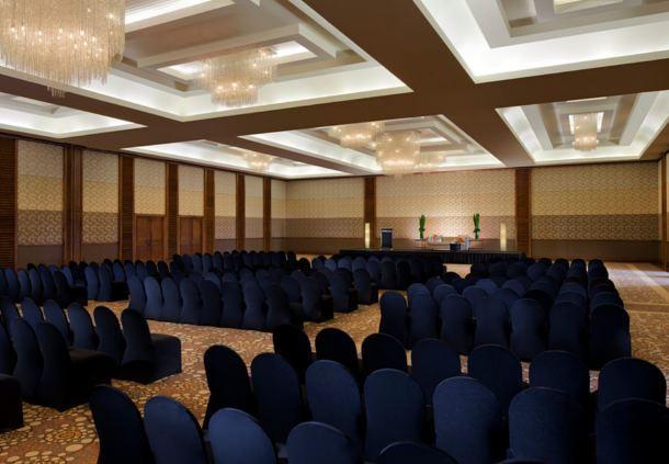 Grand Ballroom - Conference Setup