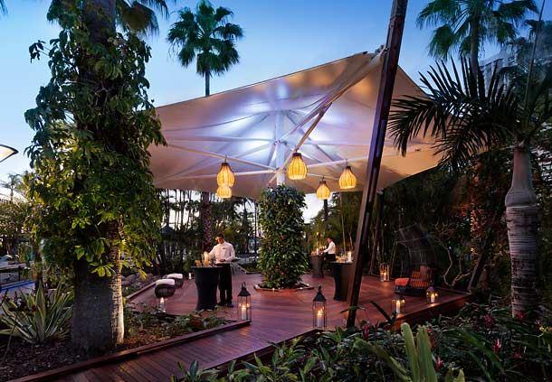 Lagoon Poolside Pavilion