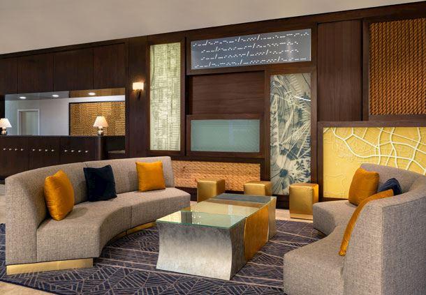 Lobby - Meeting Space