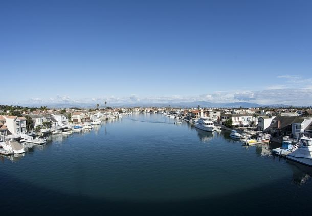 Harbor in Ventura County