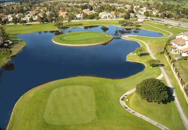 River Ridge Golf Course- Aerial View