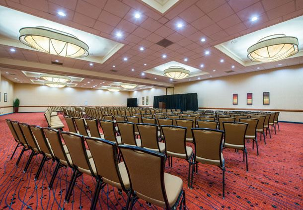 River Ridge Ballroom - Theater Setup