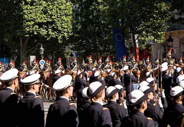 Bastille Day Military Parade