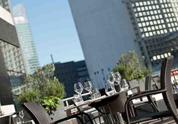 La Brasserie Restaurant & Bar Terrace