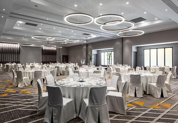 Scene Meeting Room - Banquet