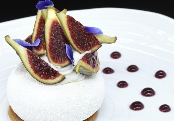 Le Relais Du Parc- Figue Dessert