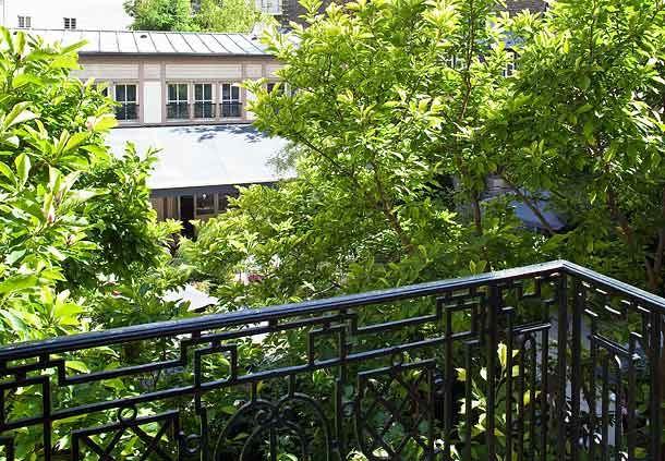 Le Parc Honeymoon Suite - Balcony View