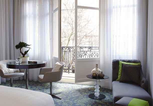 Le Parc Honeymoon Suite - Lounge