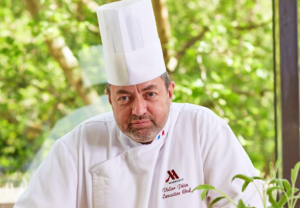 Chef Didier Petin