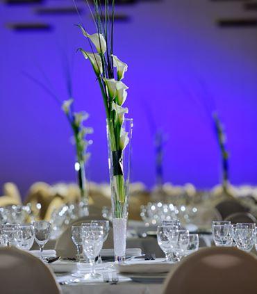 Gala Diner - Scène meeting room