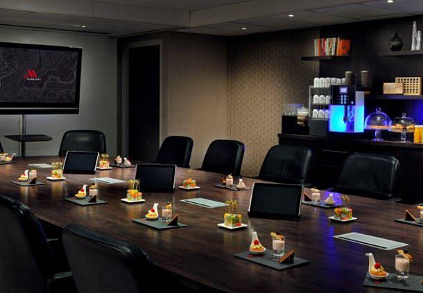 Studio 1 - Boardroom Setup