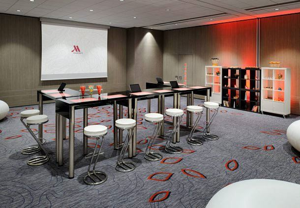 Forum A & B Meeting Rooms - U-Shape Setup
