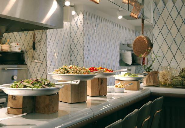 Balagan - Breakfast Buffet - Salads