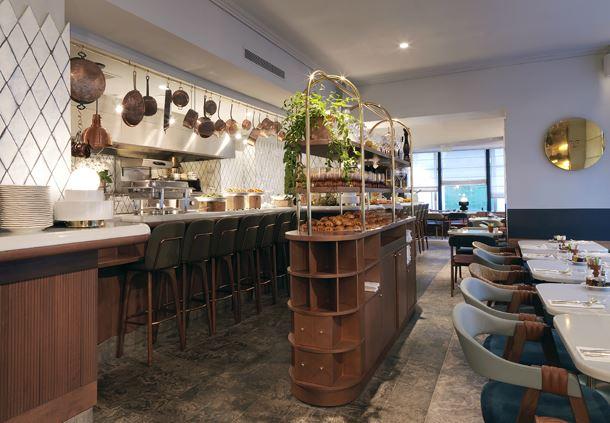 Balagan - Breakfast Area