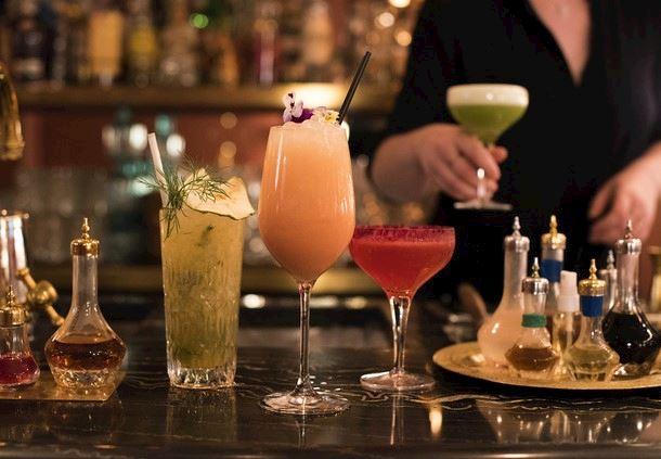 Cocktail Bar Balagan