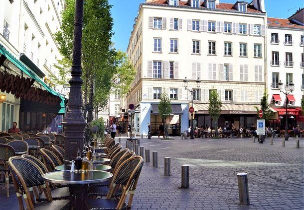 Place du Marché Saint Honoré